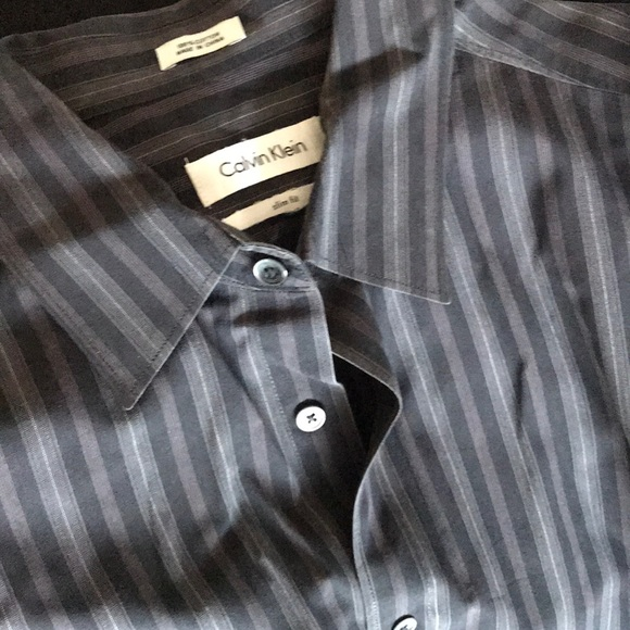 Calvin Klein Other - Calvin Klein slim fit size medium button down
